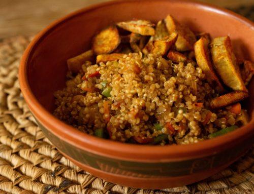 Quinoa: The Best High-Protein, Gluten-Free Grain