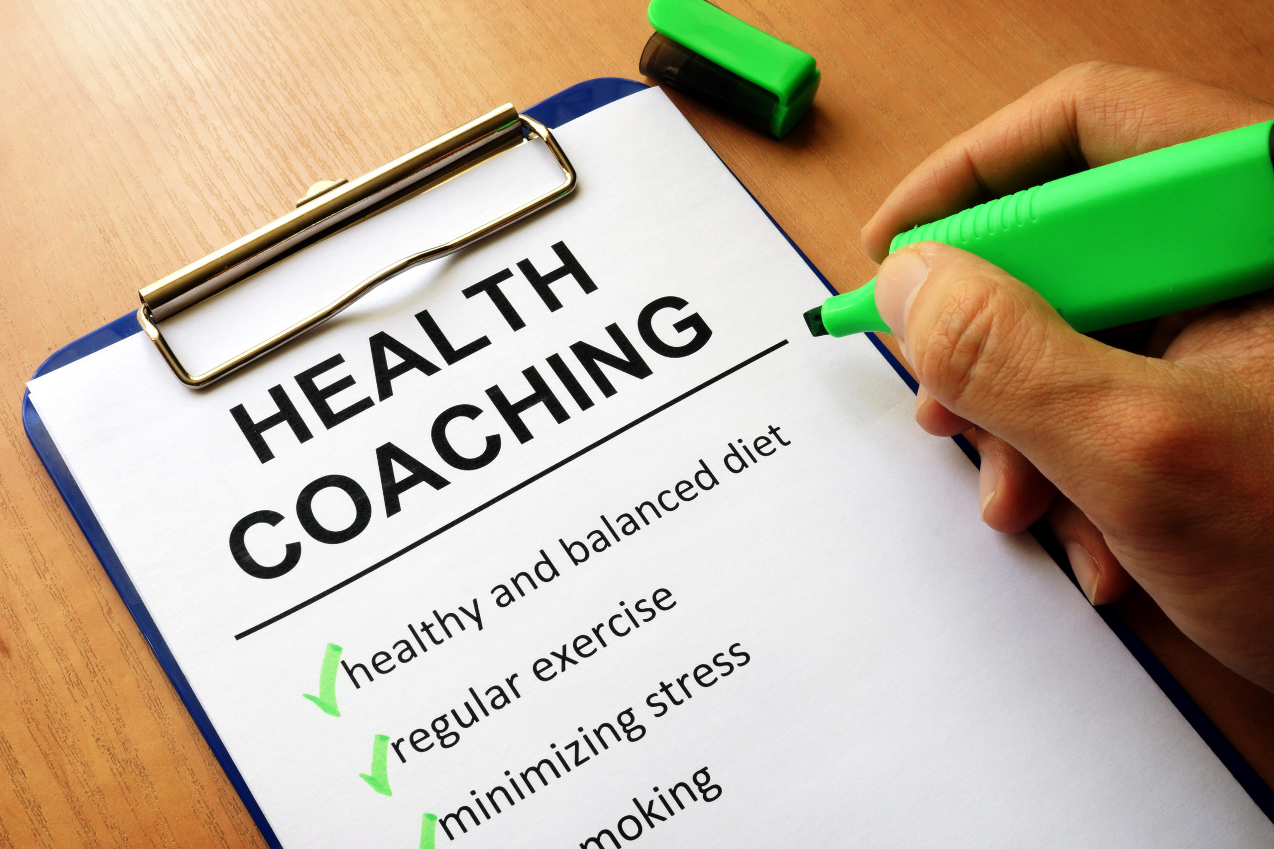 Your Guide to Choosing a Health Coach Image